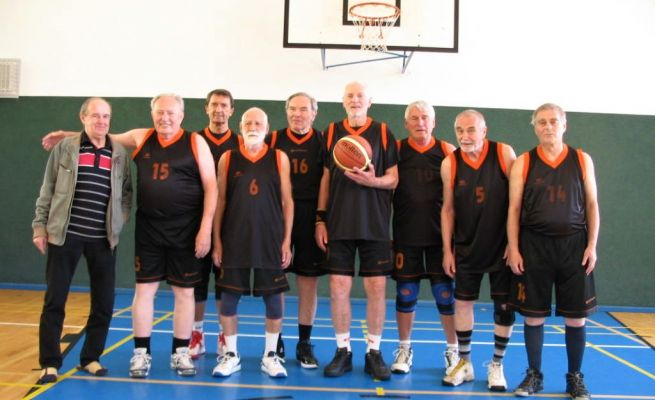 13. MČR veteránů v basketbale